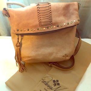 Patricia Nash Italian leather bag